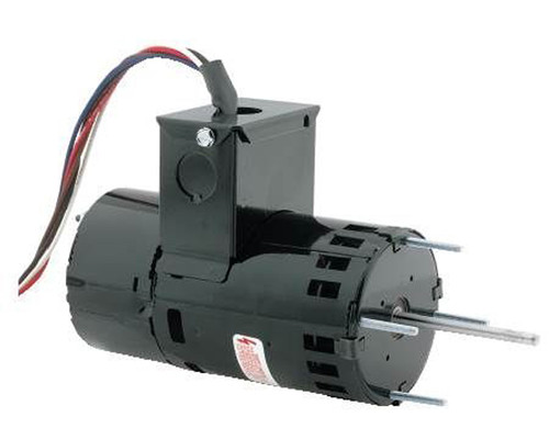 "Fasco D1174 Motor | 1/15 hp 3000 RPM CW 3.3"" Diameter 460 Volts (Carrier)"