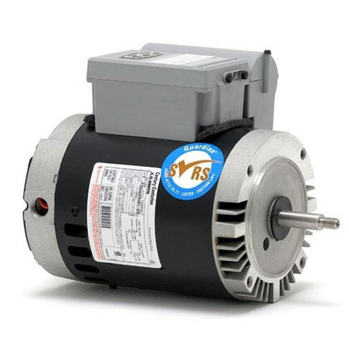 BG129A Century Guardian SVRS Pump Motor 1.5 HP 56J 3450RPM 115/230 Volts