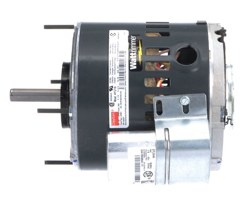 4YU19 Dayton 1/8 HP Direct Drive Blower Motor 860 RPM 115V