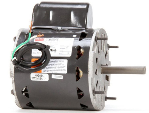 4HZ65 Dayton 1/4 HP Direct Drive Blower Motor 850 RPM 115V