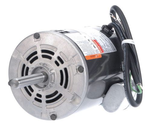 1/3 HP Direct Drive Blower Motor 1140 RPM 115V Dayton # 5BE64