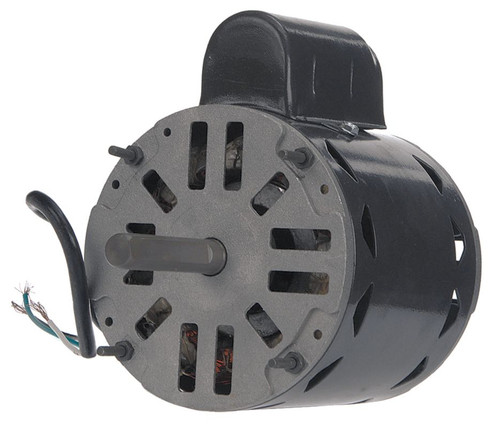 4HZ69 Dayton 1/3 HP Direct Drive Blower Motor 1100 RPM 115V