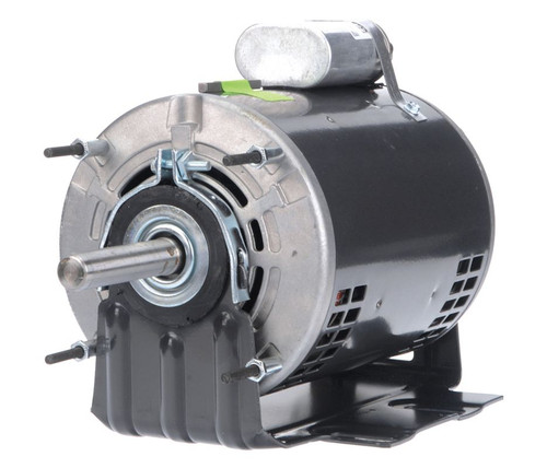 4YU24 Dayton 1/3 HP Direct Drive Blower Motor 1100 RPM 115V
