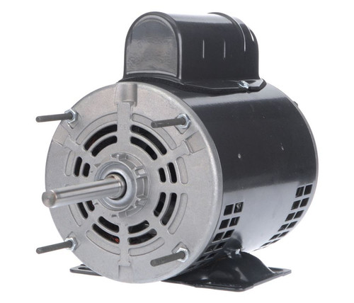 1/2 HP Direct Drive Blower Motor 1725 RPM 115/230V Dayton # 4YU28