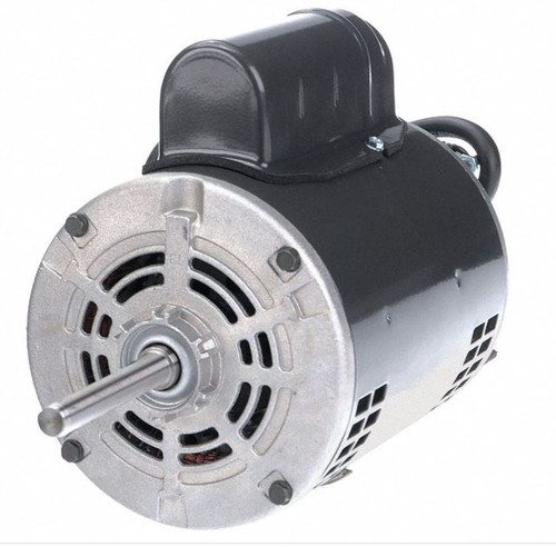5BE54 Dayton 1/2 HP Direct Drive Blower Motor 1725 RPM 115/230V