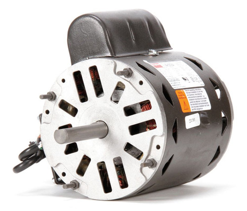 4HZ63 Dayton 1/2 HP Direct Drive Blower Motor 1650 RPM 115/230V