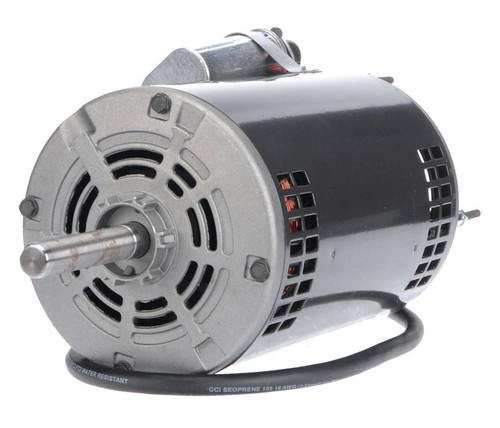 5BE66 Dayton 1/2 HP Direct Drive Blower Motor 1140 RPM 115/230V