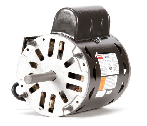 4HZ71 Dayton 3/4 HP Direct Drive Blower Motor 1100 RPM 115/230V