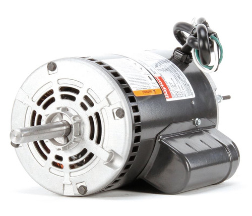 Model 5BE68 Century 1 HP Direct Drive Blower PSC Motor 1140 RPM 115/230V Dayton 5BE68
