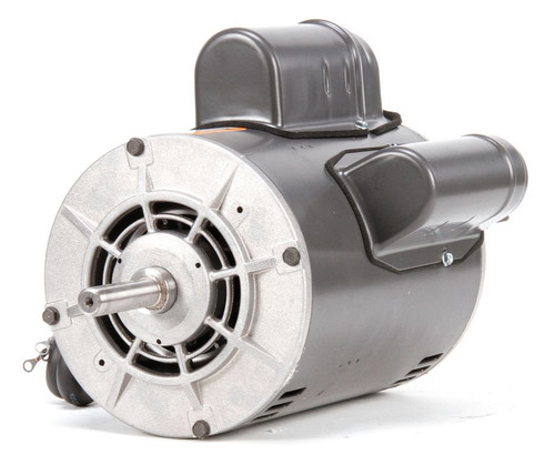 1.5 HP Direct Drive Blower Cap Start Motor 1725 RPM 115/208-230V Dayton 5BE60