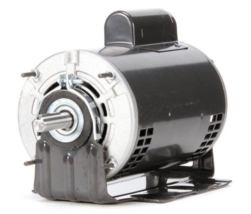 Model 4YU35 Century 3/4 hp Belt Drive Blower Cap Start Motor 1725 RPM 115/208-230V Dayton 4YU35