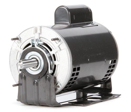3/4 hp Belt Drive Blower Cap Start Motor 1725 RPM 115/208-230V Dayton 4YU35