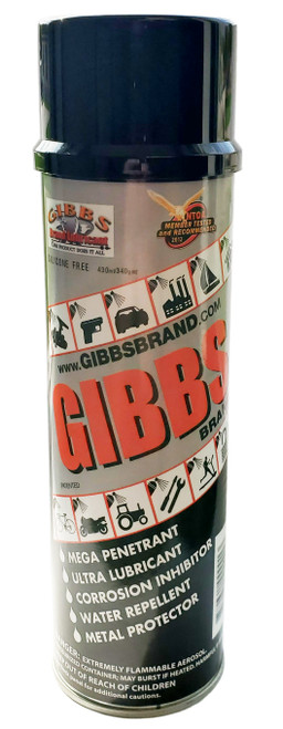 GIBBS Brand Lubricant (1) 12-oz can