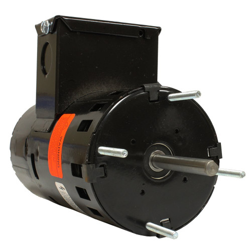 "Fasco D1188 Motor | 1/15 hp 3000 RPM CW 3.3"" Diameter 208-230/460 Volts"