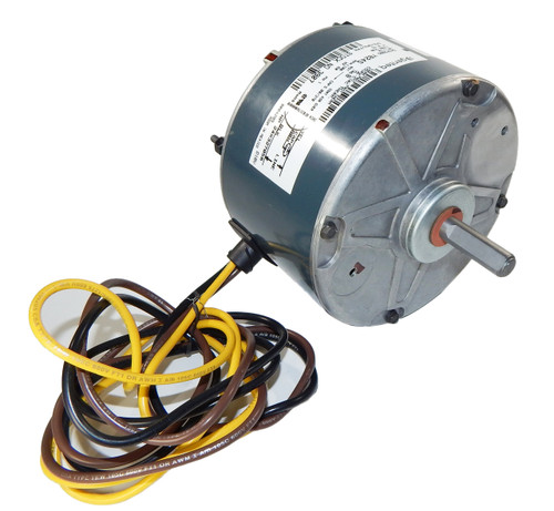 Fasco G3907 Motor | Carrier Condenser Electric Motor 5KCP39BGY824S 1/10hp 1100 RPM 208-230V