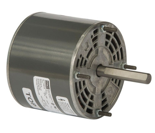"1/11 hp 1500 RPM 3-Speed CCW 4.4"" Diameter 115V (Acme DB2E011) Fasco # D119"