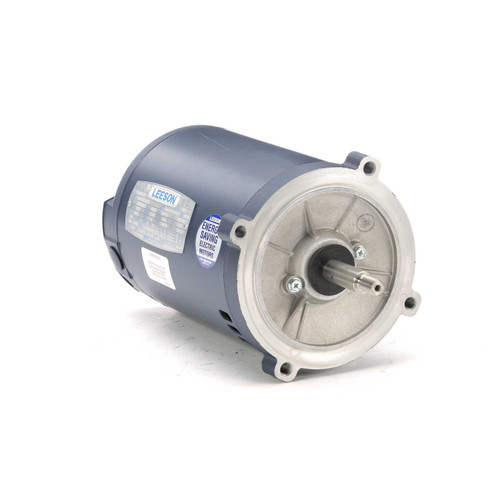101638.00 Leeson |  1 hp 3600 RPM 56J Frame ODP C-Face (No Base) 230/460V