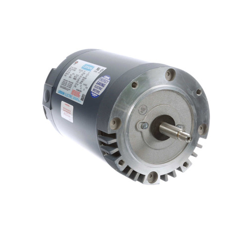 117874.00 Leeson |  2 hp 1800 RPM 56J Frame ODP C-Face (No Base) 230/460V