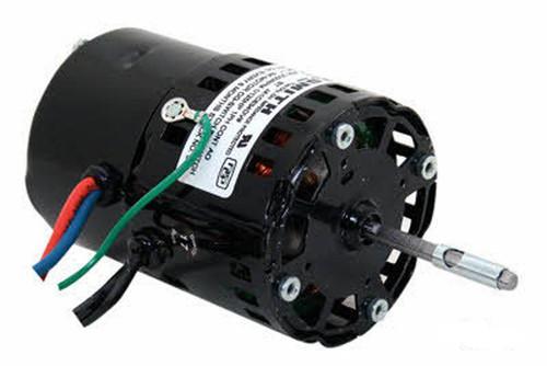 "Coleman Inducer Motor 1/125 hp 3000 RPM CW 3.3"" 115V # 349"