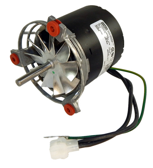 "Fasco D1193 Motor | York Furnace Inducer Motor 1/25 hp 3000 RPM CCW 3.3"" Diameter 115V"