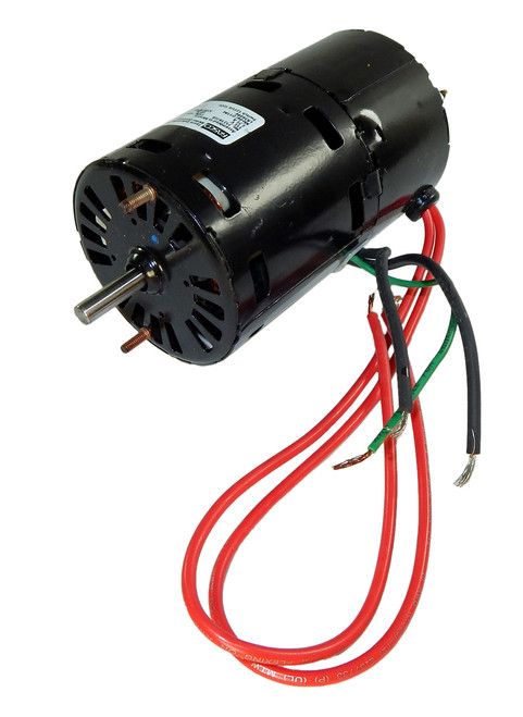 "Fasco D1194 Motor | 1/25 hp 3200 RPM CW 3.3"" Diameter 115 Volts"