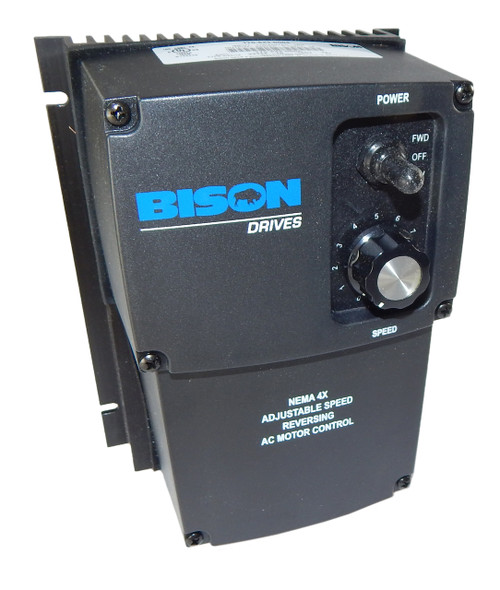 Bison 170-543-0004 Isolated PWM AC NEMA 4X VFD