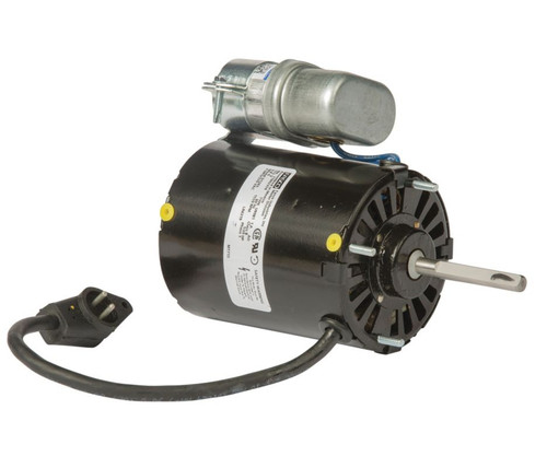 "Fasco D1243 Motor | 1/20 hp 1550 RPM CCW 3.3"" Dia. 115V (Keeprite 7164-1243, 7164-1854)"