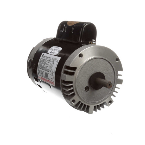 B972 Century 3/4 hp 2-Speed 56C Frame 115V; 2 Speed Swimming Pool Motor Century # B972