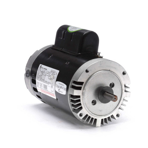 B795 Century 1.5 hp 3450 RPM 56C Frame 115/230V Switchless Swimming Pool Pump Motor Century # B795