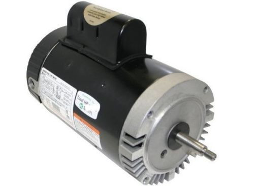 B2977 Century 1.5 hp 2-Speed 56J Frame 230V; 2 Speed Swimming Pool Motor Century # B2977