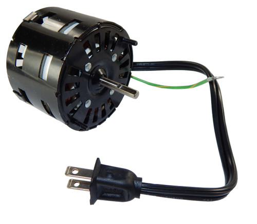 Aftermarket Nutone Fan Motor 86322000; 1400 RPM, 0.8 amps 115V