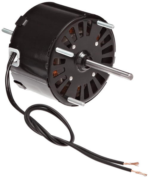 "Fasco D125 Motor | 1/50 hp 1500 RPM CCW 3.3"" Diameter 115 Volts"