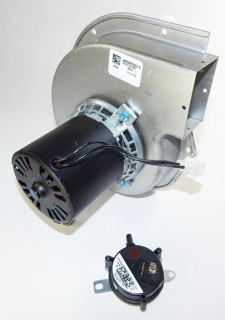 R06428D455 | Armstrong Furnace Draft Inducer 115V (101523-01)