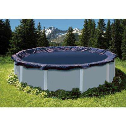 SWIMLINE 12' Diameter Winter Above Ground Swimming Pool Cover 8 Year Limited Warranty S12RD