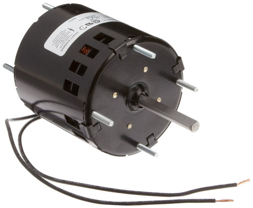 "Fasco D131 Motor | 1/40 hp 1500 RPM CCW 3.3"" Diameter 115 Volts"