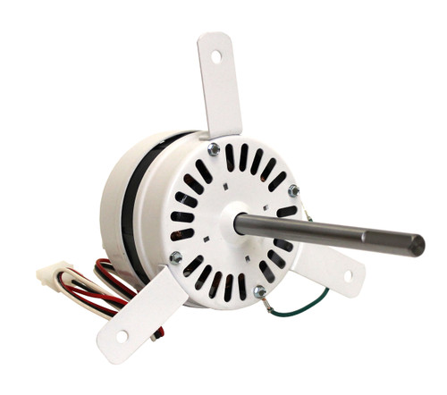 615057A Loren Cook Vent Fan Motor 1/11 hp 1500 RPM 2 Speed 115 Volts