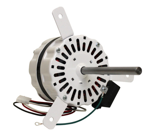 615058A Loren Cook Vent Fan Motor 1/4 hp 1625 RPM 2 Speed 115 Volts
