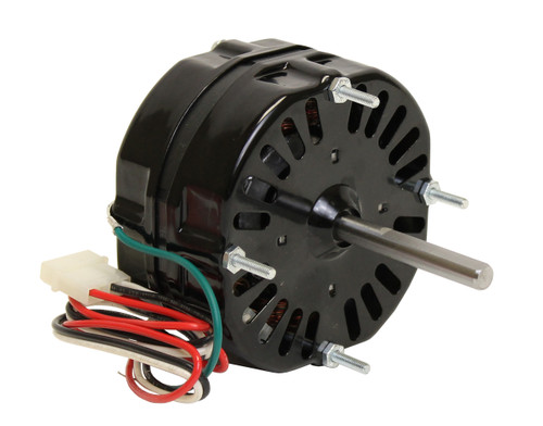 615053A Loren Cook Vent Fan Motor 1/114 hp 1500 RPM 2 Speed 115 Volts