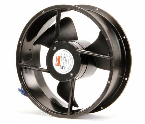 "3VU71 Dayton 10"" Round AC Axial Fan 115V; 27 Watts; 665 CFM;"