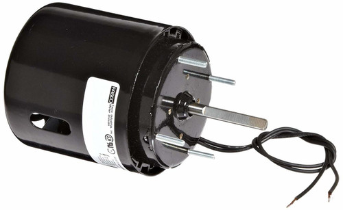 "1/25 hp 1500 RPM CCW 3.9"" Diameter 115V Fasco # D135"