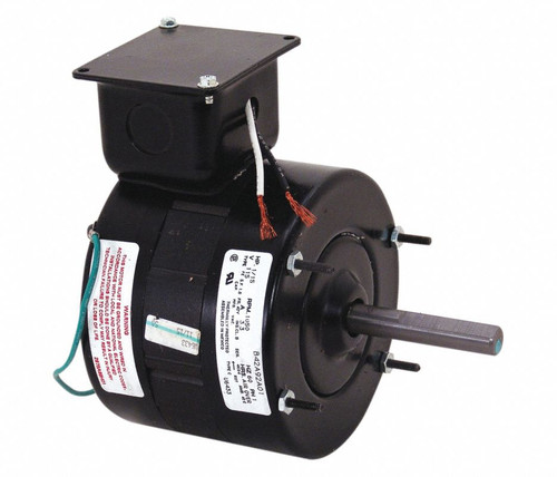 "Fasco U6433 Motor | 1/15 hp 1050 RPM 1-Speed 5"" Diameter 115V"