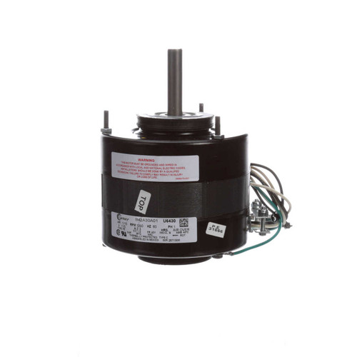 "U6430 Century Unit Heater Motor 1/15 hp 1050 RPM 1-Speed 5"" Diameter 115V Century # U6430"