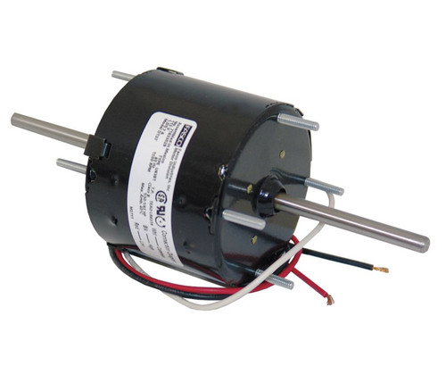 "Fasco D137 Motor | 1/30 hp 1500 RPM 2-Speed 3.3"" Diameter 115V (Sears whirlpool)"