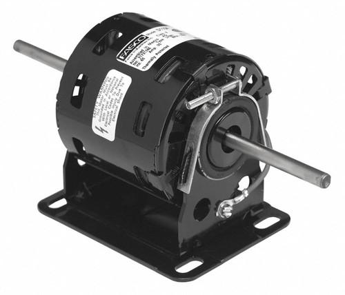 "Fasco D1104 Motor | 1/50 hp 1550 RPM 3.3"" Diameter 115V (Loren Cook)"