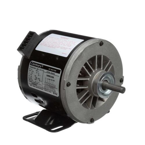 OTEB2054A Century Triangle Engineering Fan Motor 1/2 hp 1725 RPM 115V Century # OTEB2054A