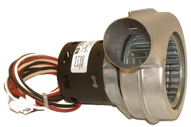 Lennox Furnace Exhaust Venter Blower 115v 83l8201 Fasco