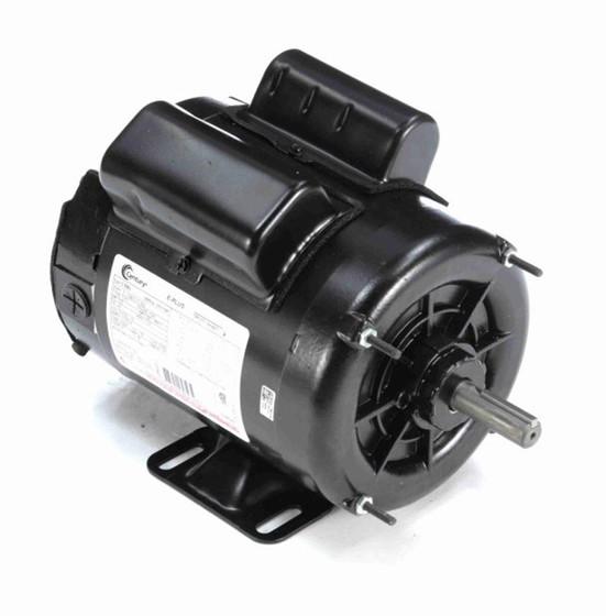 1 2 Hp 1800 Rpm 56 Frame 230 115v Farm Building Belted Fan