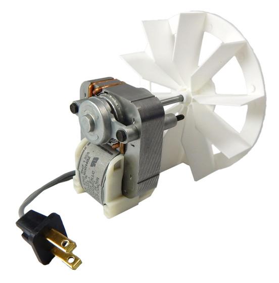 Broan 689 Bath Fan Motor 3000 Rpm 1 5 Amps 120v 97012042