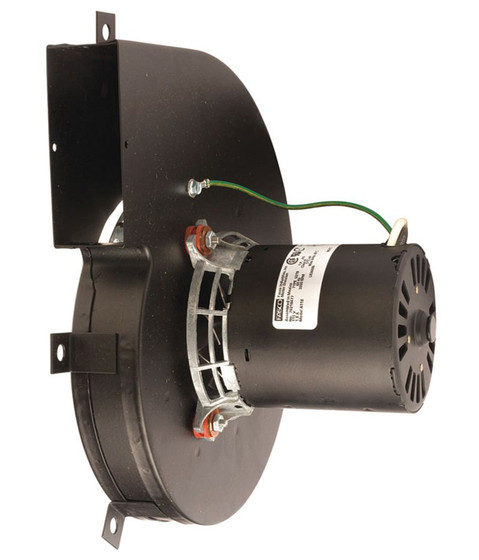 Williamson Furnace Draft Inducer Blower 115 Volts Fasco A118