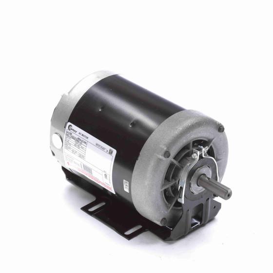 Century H851V2 Three Phase ODP Resilient Base Motor 3//4 HP